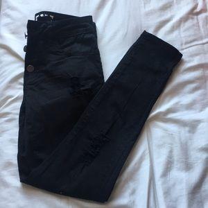 VIP black jeans